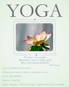 Yoga Pousadas